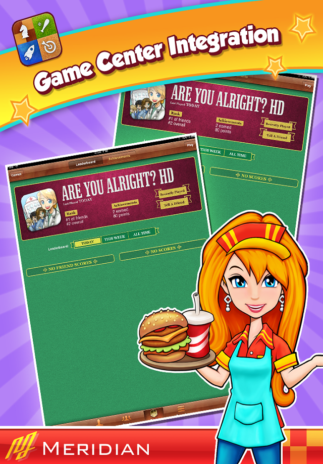 Screenshot Amy's Burger Shop 2