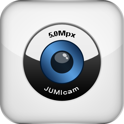 JumiCam Webcam streamer app icon